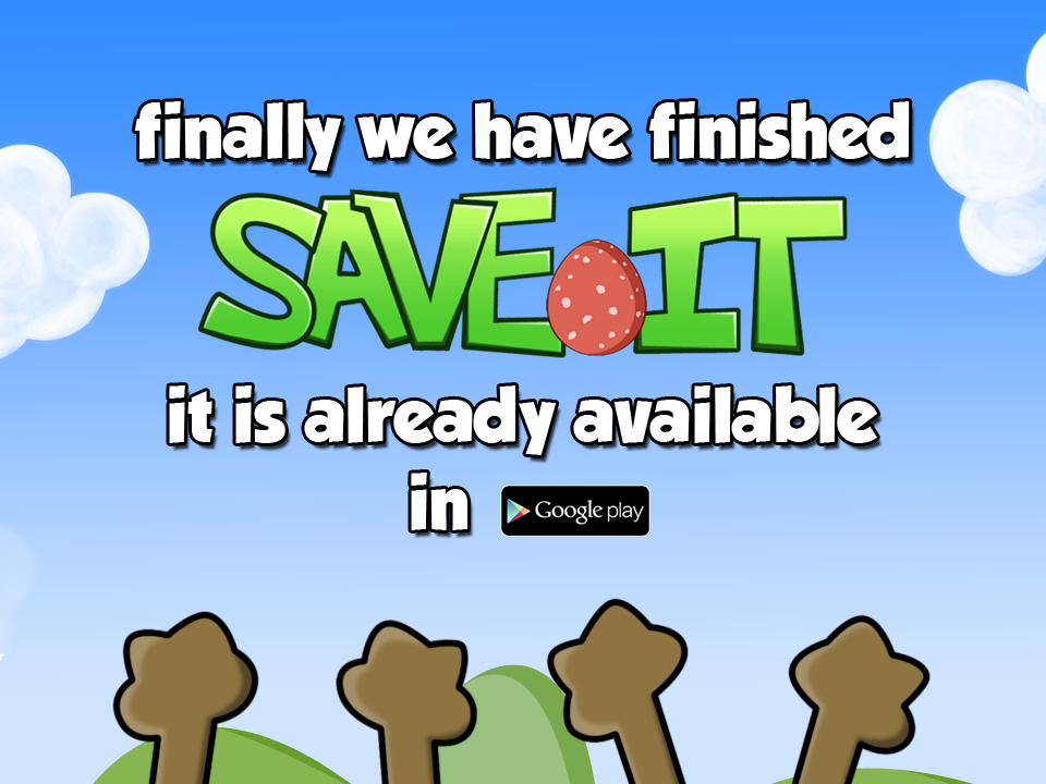 Save It - Lanzamiento